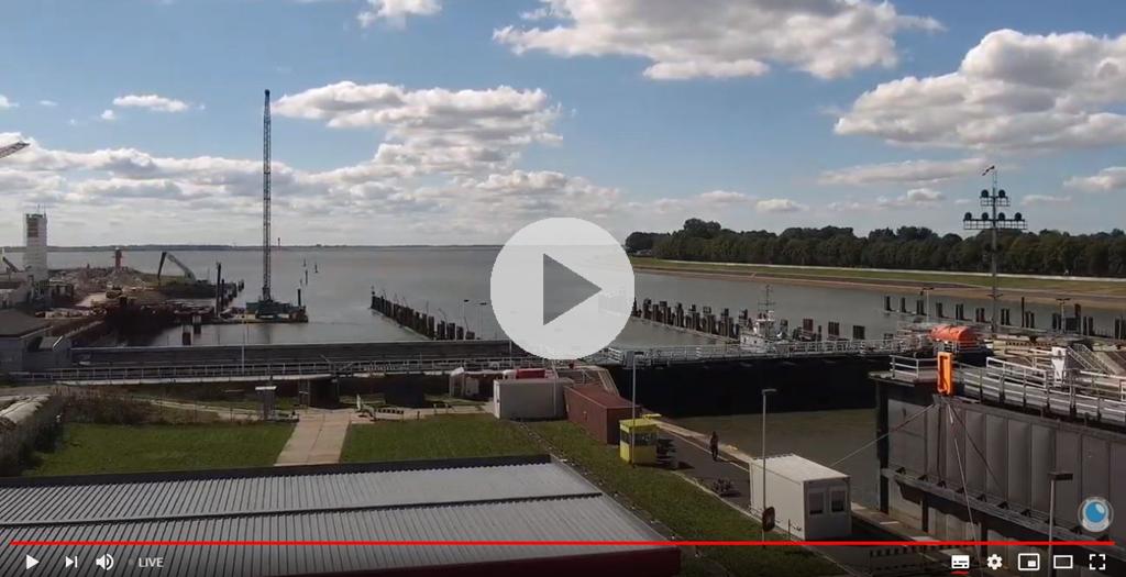 Webcam Kiel Kanal